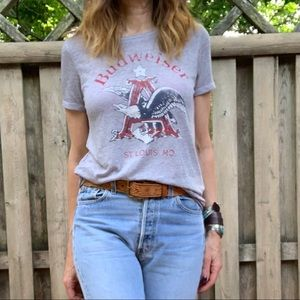 Lucky Brand /Graphic T-shirt/Budweiser